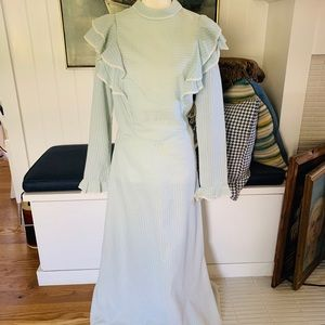 Handmade Victorian Revival Prairie Dress